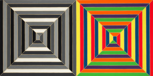 frank stella paintings