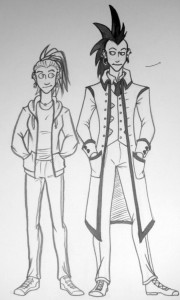 Charlie_and_Clow_sketch