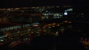 night time view of Phoenix