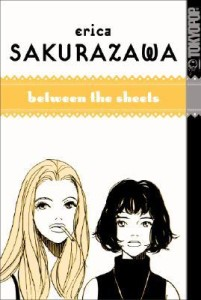 between the sheets manga cover