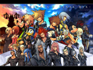 kingdom hearts 2 final mix