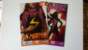 miss marvel issues 1 and 2