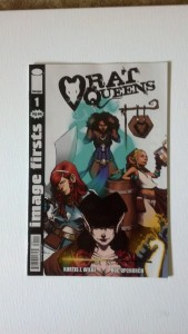 rat queens number 1