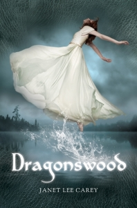 dragonswood by janet lee carey book cover
