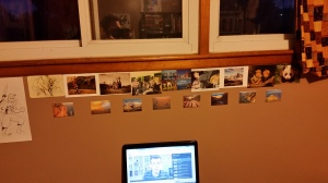 A small selection of my postcards. Click to enlarge.