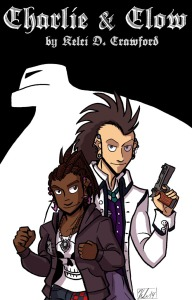 charlie and clow cover for webcomic