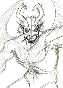 Acrudon the Demon Lord