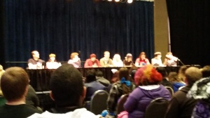 team four star panel at youmacon 2014