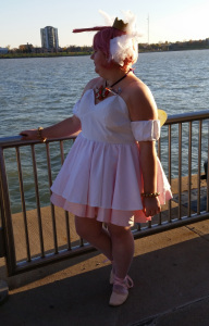 princess tutu cosplay at youmacon 2014