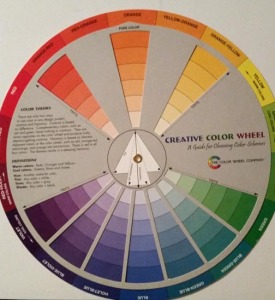 color wheel tool