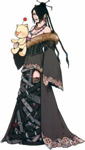 final fantasy belt dress lulu