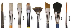 brush tip chart