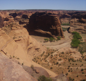 canyon du chelley