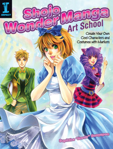 shoujo wonder manga art school