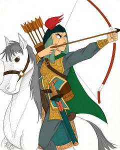 women warriors hua mu lan