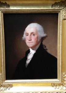 george washington by stewart
