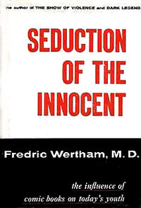 seduction of the innocent frank wertham book
