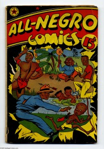 1940s negro comic books