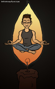 spiritual meditation blog post