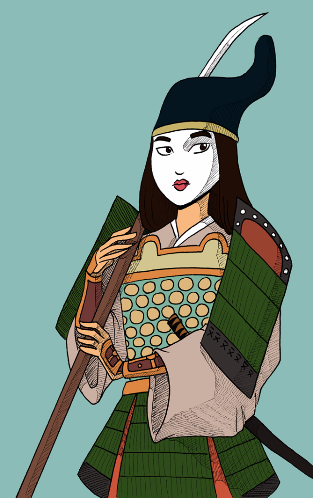 tomoe gozen women warriors of history