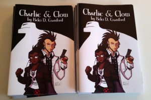 charlie and clow comic books