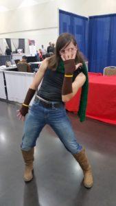 jojo's bizarre adventure cosplay
