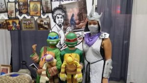 teenage mutant ninja turtles shredder cosplay