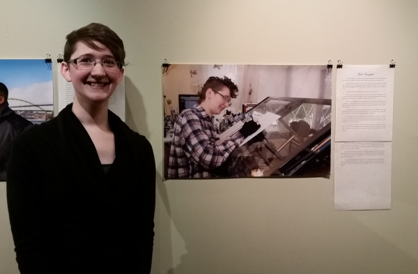 an evening of inclusion photography show wheeling west virginia kelci crawford