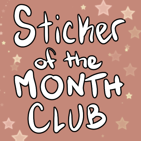 Sticker of the Month Club