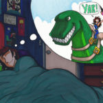 validation in her wildest dreams dinosaur