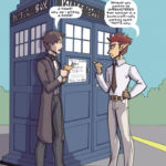 johnson and sir doctor who