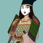 tomoe gozen women warriors of history