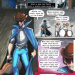 the stranger comic