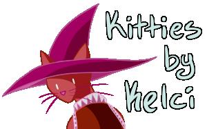 kitties by kelci art ad